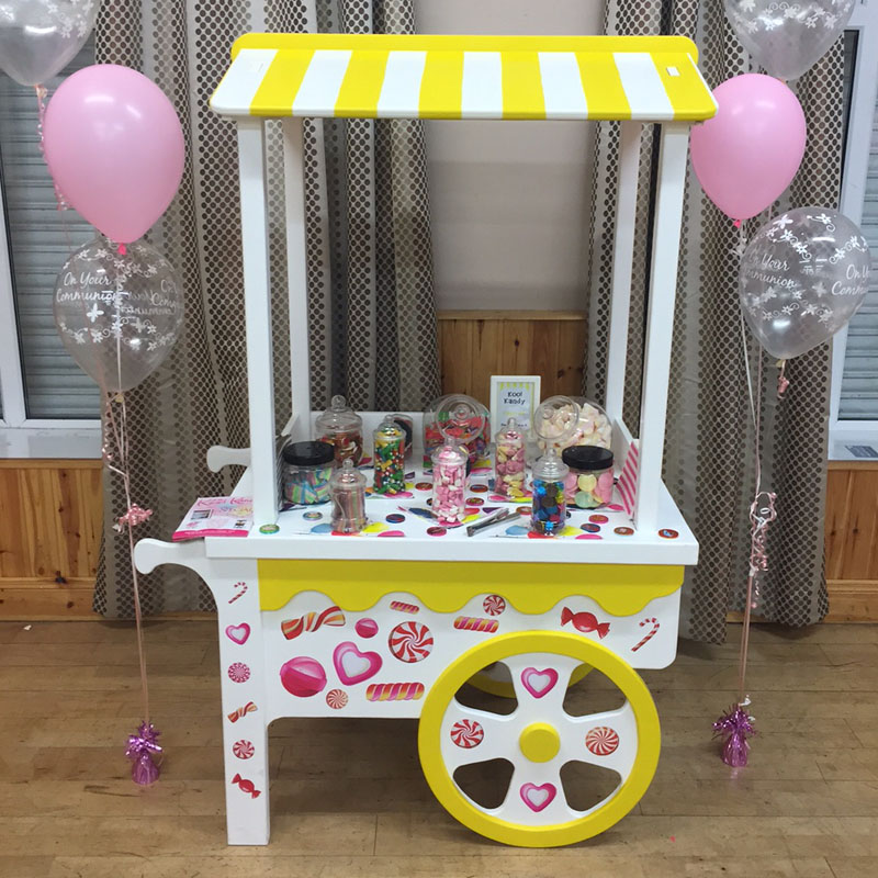 Kids Candy Cart Hire Northern Ireland
