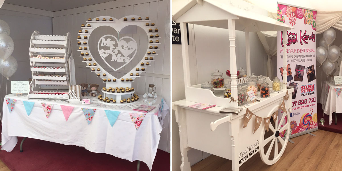 Wedding Sweet Cart Hire Northern Ireland