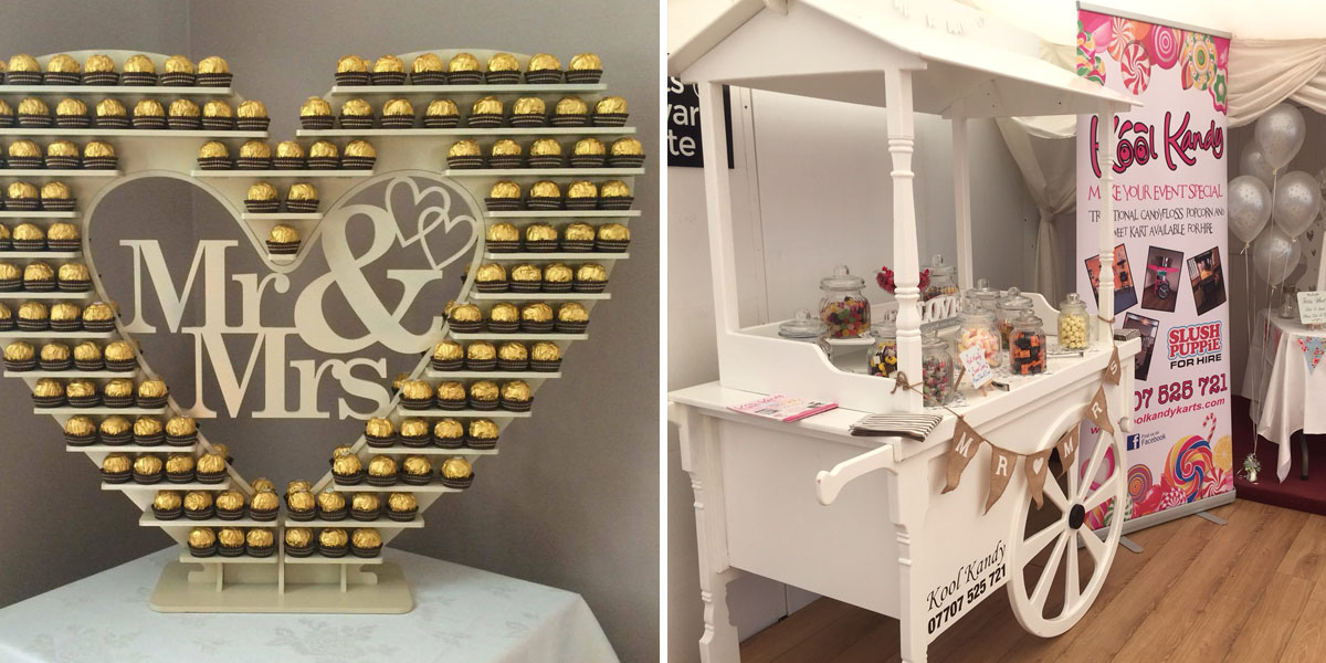 Candy Cart Ideas for your wedding