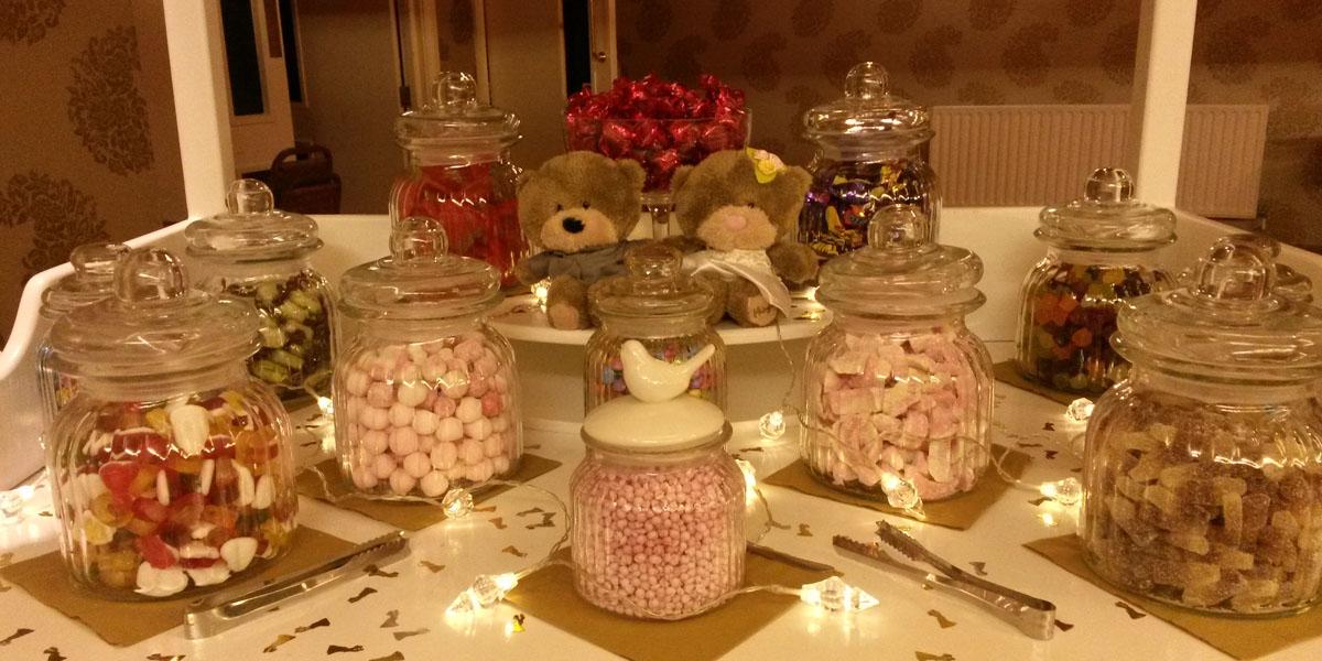 Wedding Candy Carts Ireland